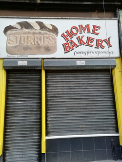 Storries Bakery Leith Walk