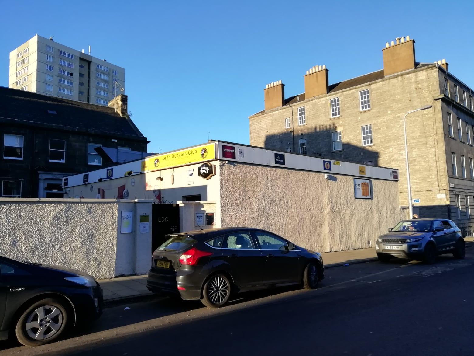 Leith Dockers Club, Academy Street, Leith