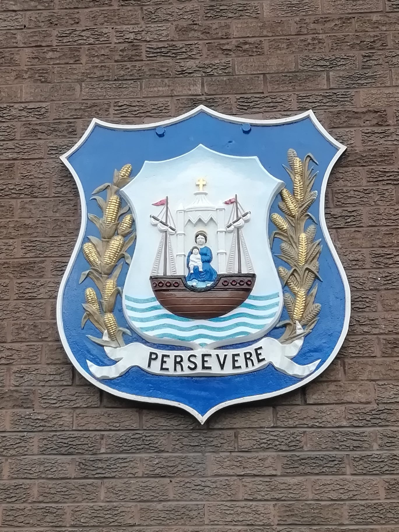 Leith Crest: Persevere