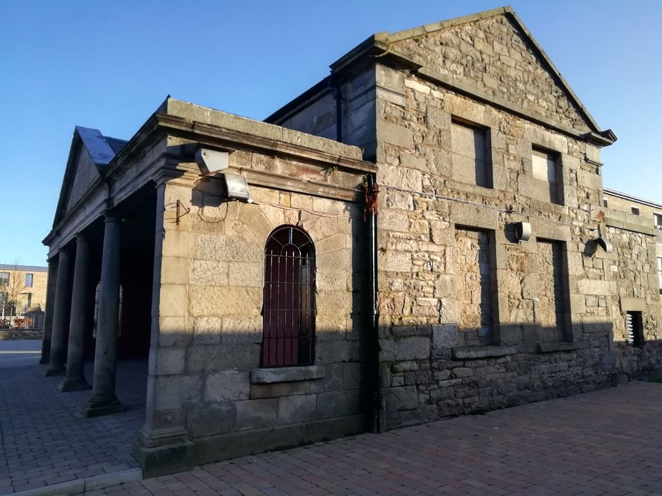 Leith Fort