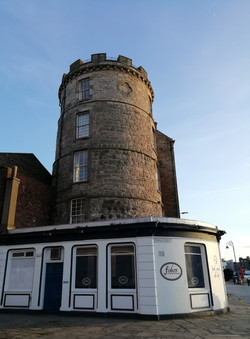 Leith Signal Tower, The Shore