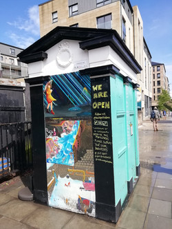 Leith Walk Police Box
