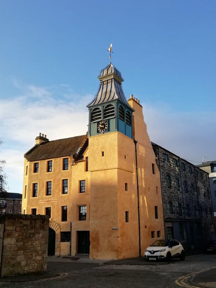 St Ninian's Manse, Leith