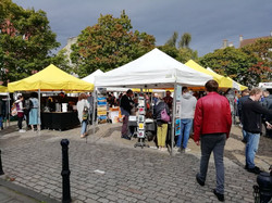 Leith Market, Dock Place, Leith