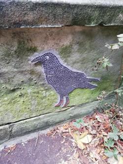 Crow Mosaic