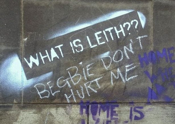 What is Leith?