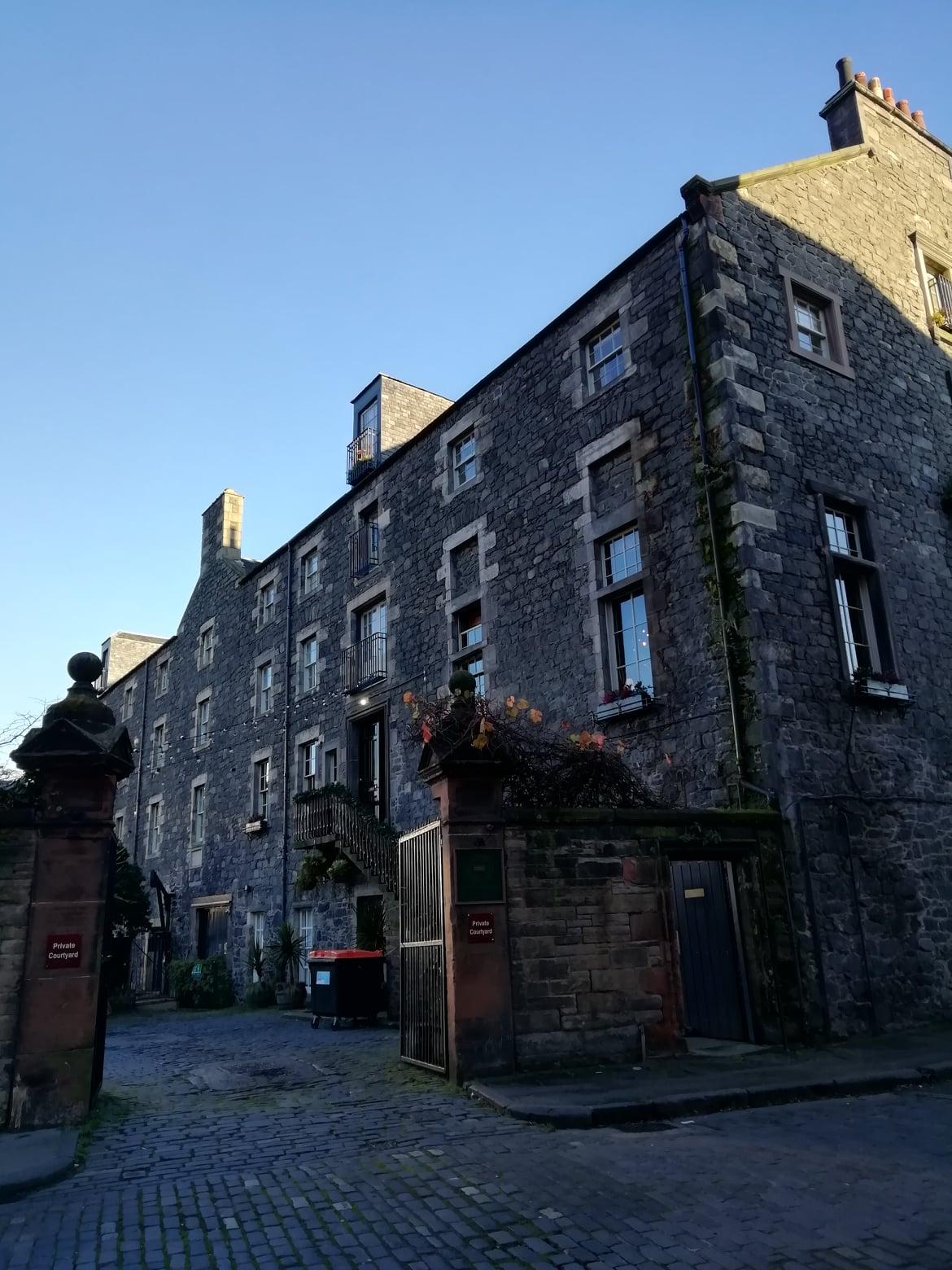 Scotch Malt Whisky Society, Giles Street, Leith