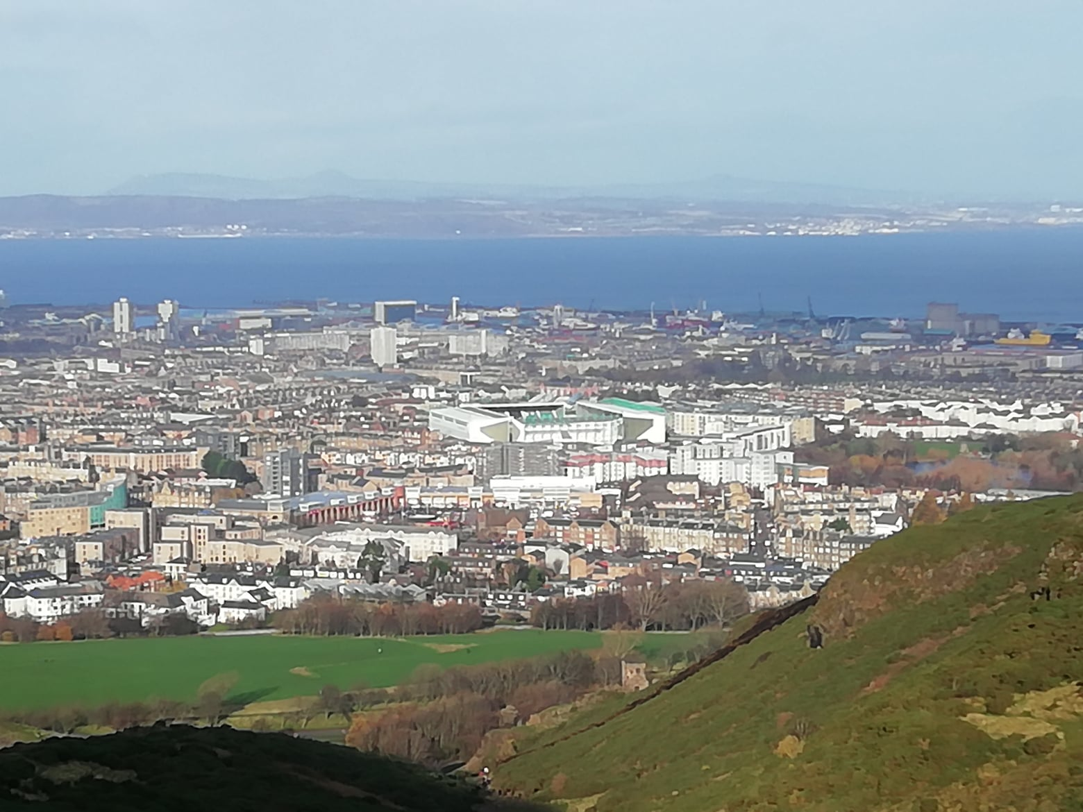 Easter Road Stadium, Leith