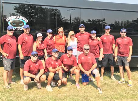 August 2018 - McMorris Foundation Celebrity Slow Pitch Tournament