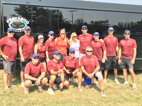 August 2018 - McMorris Foundation Celebrity Slow Pitch Tournament
