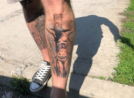 Tatuaże Denis