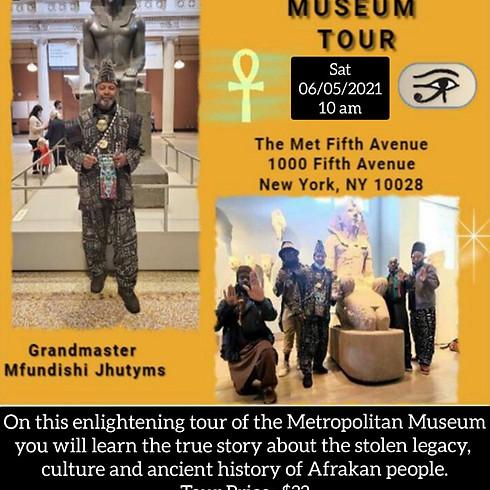 Metropolitan Museum Tour