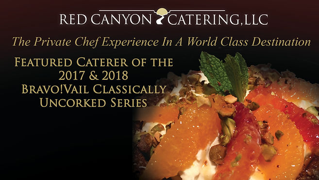 Red Canyon Catering