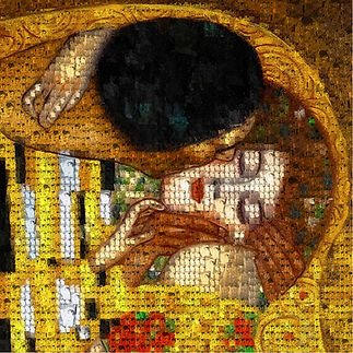 El Beso de Klimt  Detalle 1.jpg