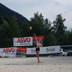Volleyboi Zell am See war 2021 aktivster Beachvolleyballverein bei Nachwuchsturnieren