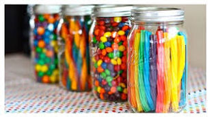 Candy Jar gift sets