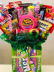 Snacks & Stuff Candy Bouquets