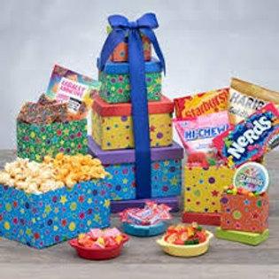Snacks & Stuff Boxed Gift Set