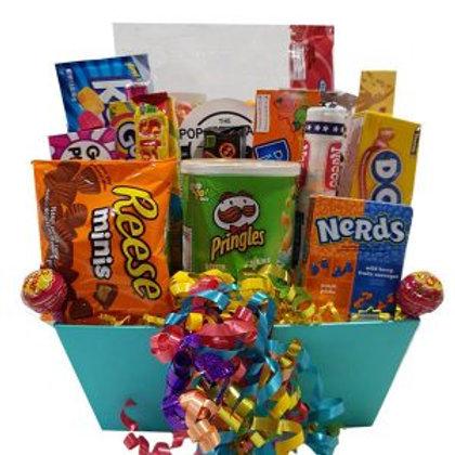 Snacks & Stuff Variety Basket
