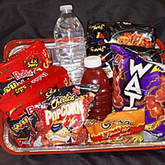 Snacks & Stuff Xtreme Hot Box