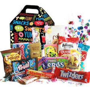 Snacks & Stuff Variety Snack Pack