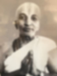 Krishnamacharya traditional yoga