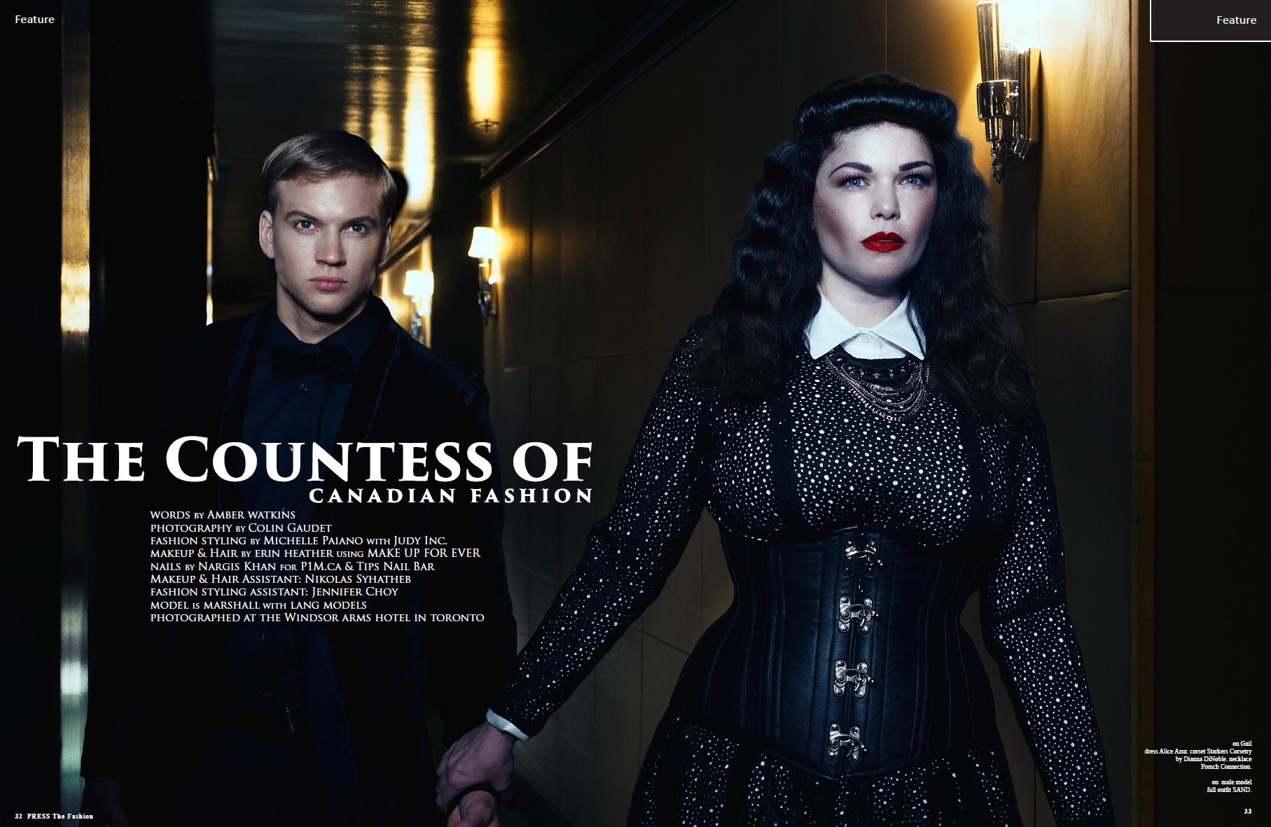 Press The Fashion Magazine