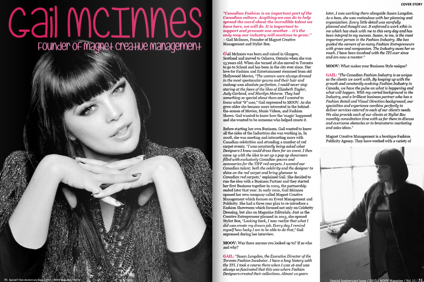MOOV Magazine