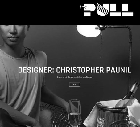CHRISTOPHER PAUNIL