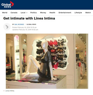 Get intimate with Linea Intima