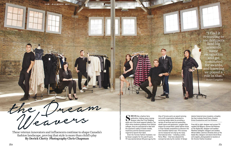 Zoomer Magazine | October 2015