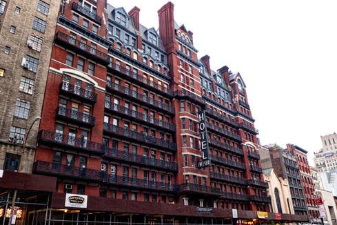 Chelsea Hotel, 2013
