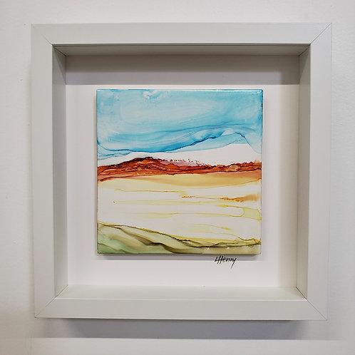 Landscape 7 (framed)