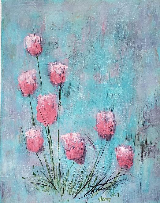 """""""Spring Arises 10""""  ~  11x14 in."""