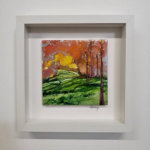 Landscape 12 (framed)