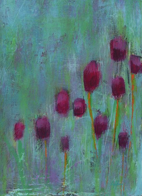 """""""Spring Arises 3"""" canvas print"""