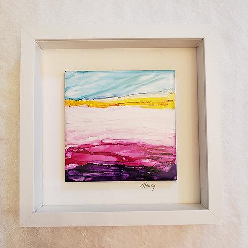 Landscape 8 (framed)