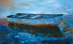 """Waiting For You 36""""x60"""""""