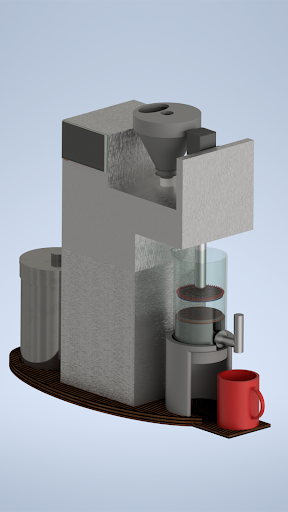 Automated French Press