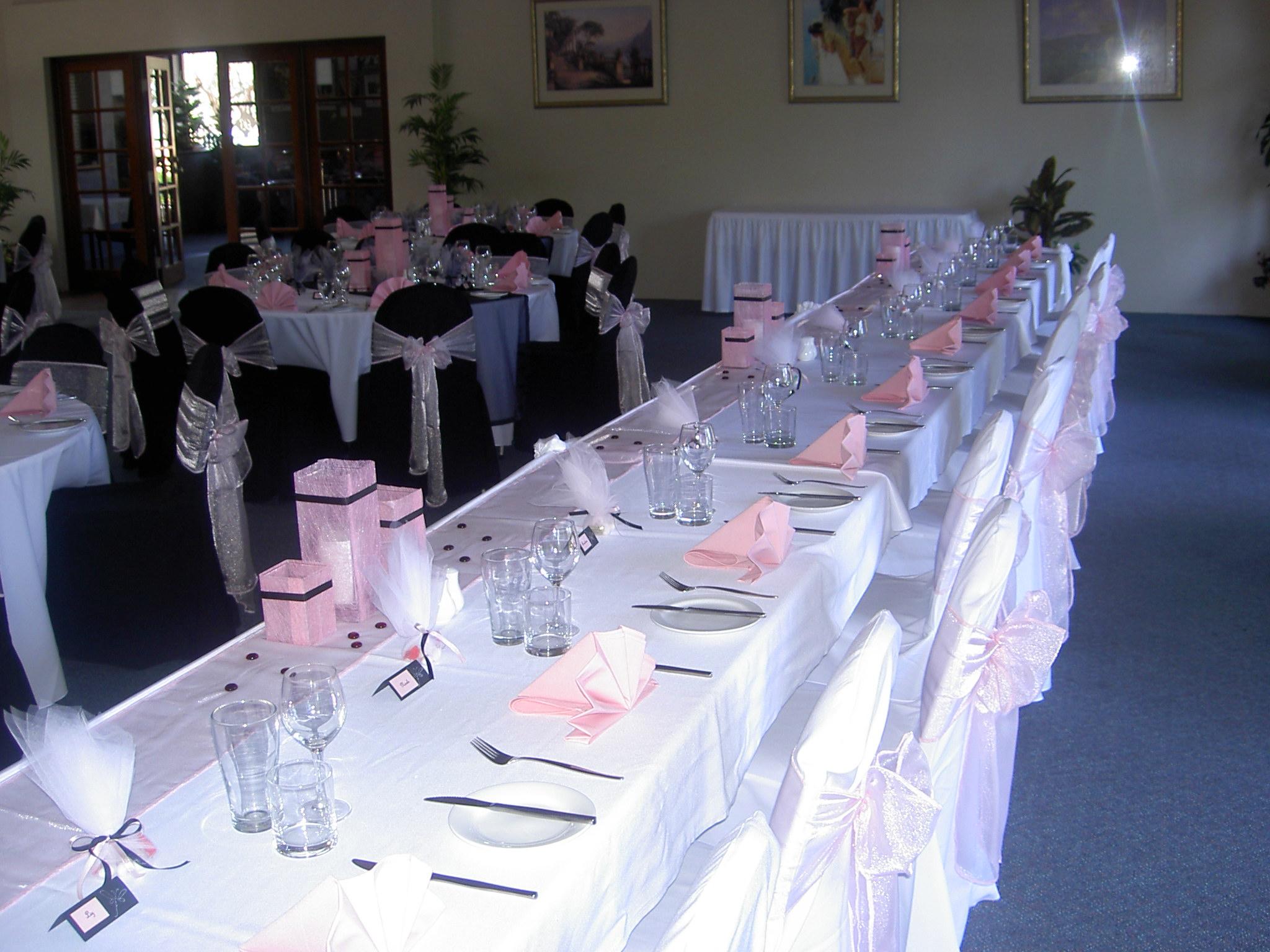 Wedding Setting 009