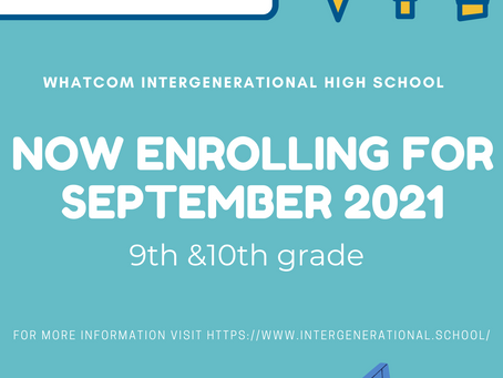 WIHS is now accepting enrollments for 2021-22!