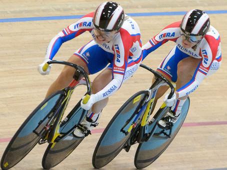 Чемпионат Европы по велотреку: есть первое золото российской сборной