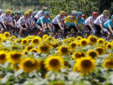 Тур де Франс. Победа Мэттьюса не отменила лидерства Фрума
