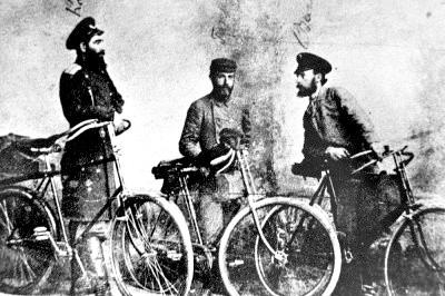 Военный инженер и первый велосипедист Грузии