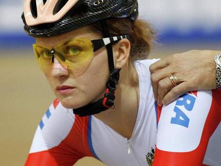 Аугустинас взяла очередную медаль чемпионата Европы на треке