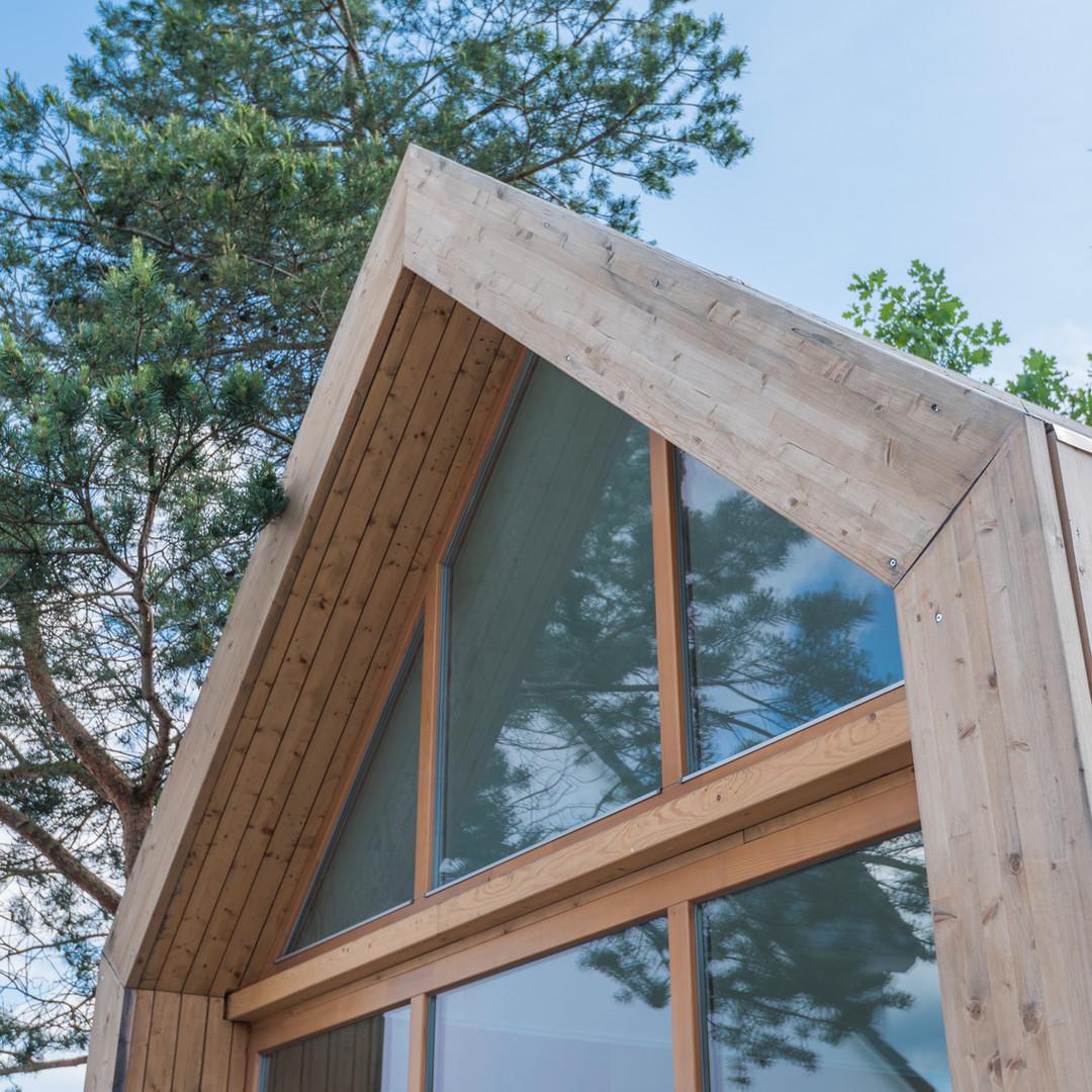 extension bois - sud maisons bois