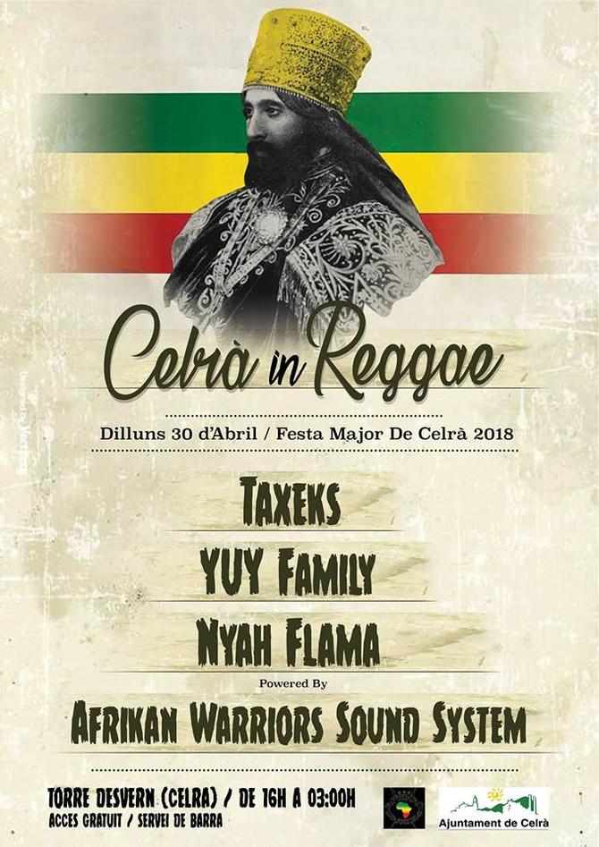 Celrà in Reggae - FMCelrà18