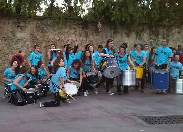 laMASSA! a la Festa Major de Celrà