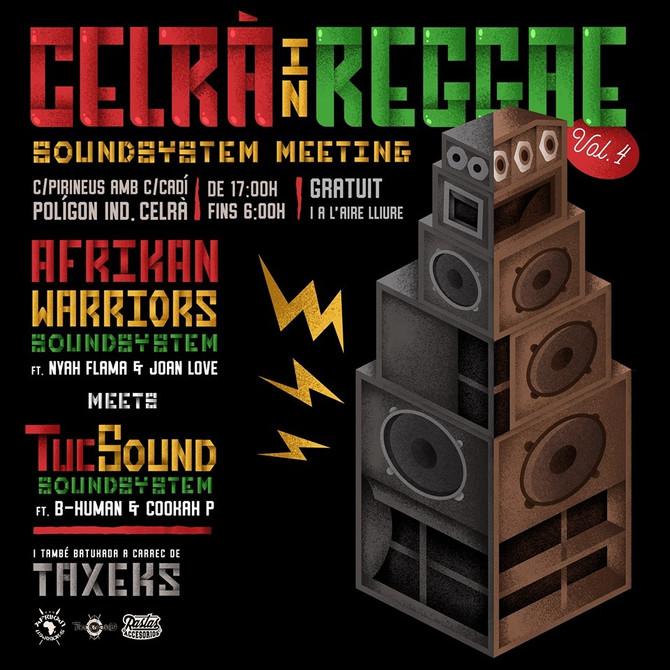 """TAXEKS al """"Celrà in Reggae""""!"""