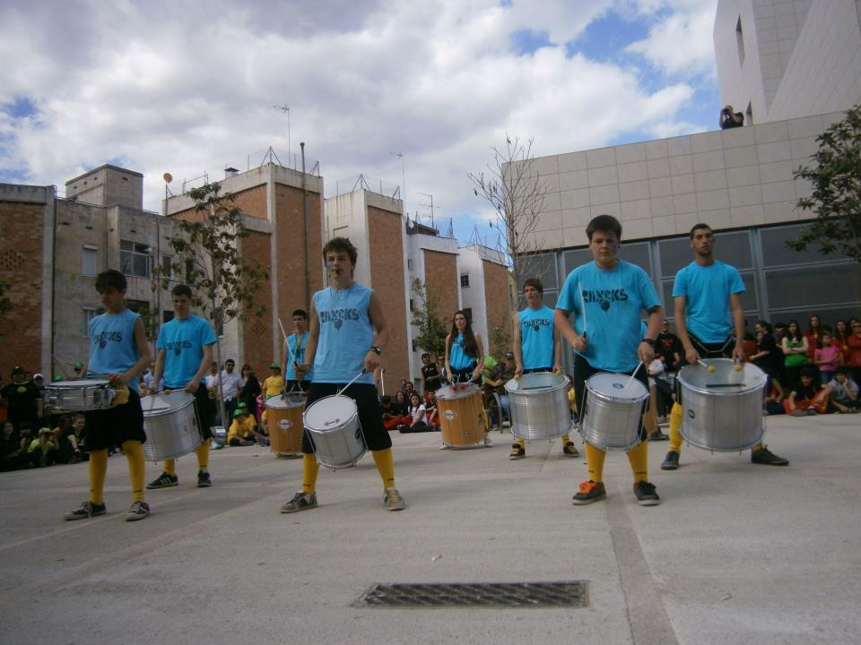 Concurs de Percussió Barcelon (2013)